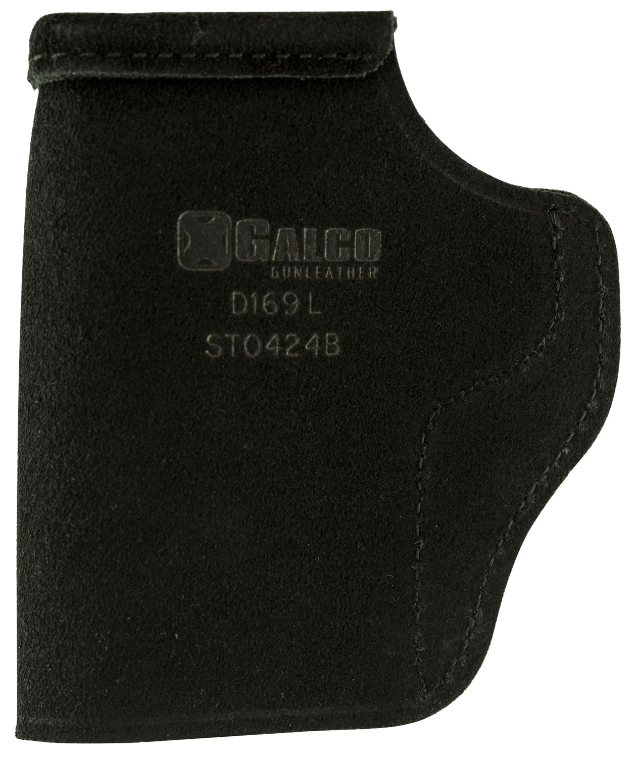 GALCO STOW-N-GO INSIDE PANT RH LEATHER 1911 3