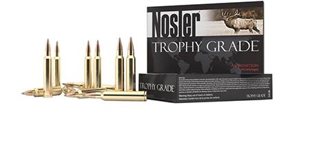 Nosler 60155 Trophy Grade 28 Nosler 175 GR AccuBond Long Range 20 Bx/ 10 Cs