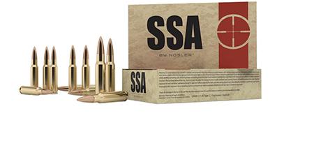 Nosler 75055 SSA Ballistic Tip Hunting 300 AAC Blackout 220GR 20Box/10Case
