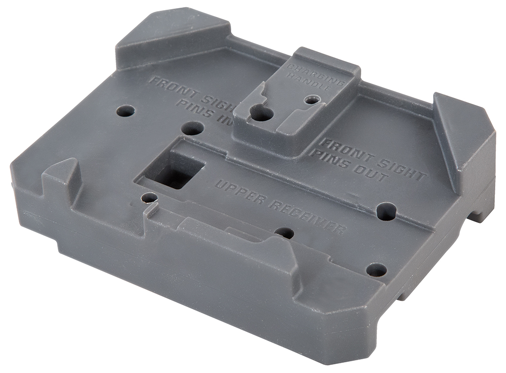 Wheeler 156945 AR Armorer's Bench Block AR Armorer's Bench Block