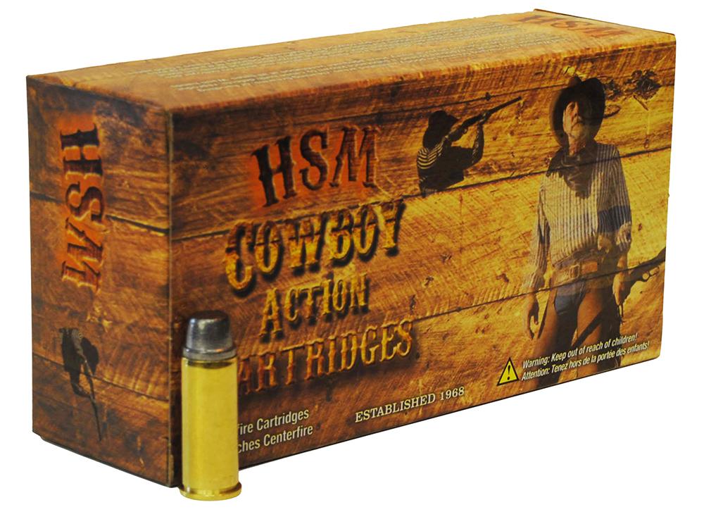 HSM 32402N Cowboy Action 32-40 Winchester 170 GR RNFP 20 Bx/ 25 Cs