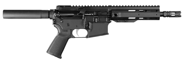 Anderson 77000 AM15-7.5 Pistol RF85 AR Pistol Semi-Automatic 223 Remington/5.56 NATO 7.5