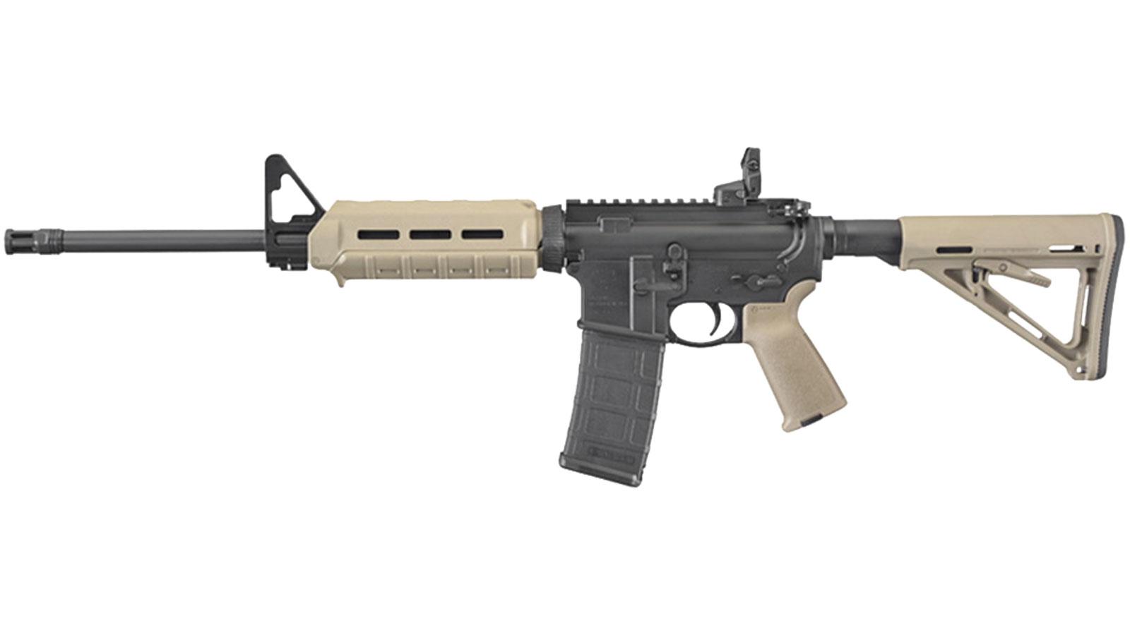 RUG AR-556 5.56 16.1 FDE MAGPUL MOE 30RD