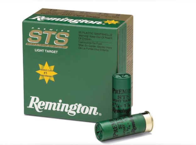 Remington Ammunition STS12NSC17 Nitro Premier Sporting Clays 12 Gauge 2.75