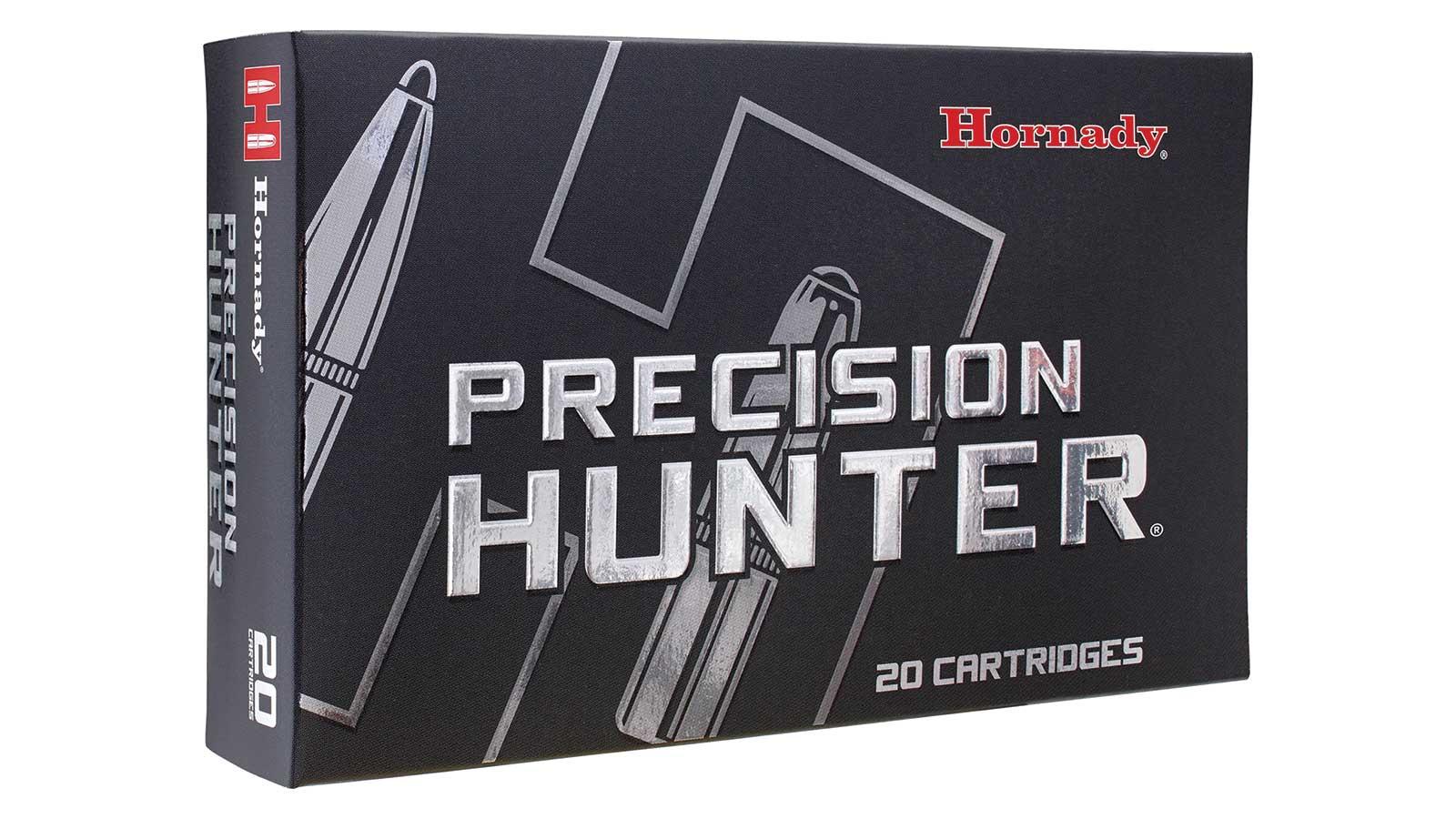 Hornady 80851 Precision Hunter   7mm Shooting Times Westerner (STW) 162 GR ELD-X 20 Bx/ 10 Cs