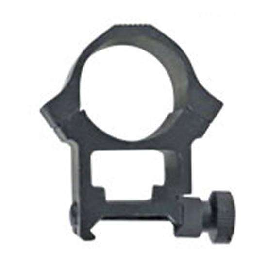 Sun Optics Standard Scope Rings  <br>  Weaver Dovetail 30mm High Matte Black
