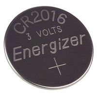 Energizer ECR2016BP Lithium Coin Battery CR2016