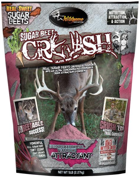 Wildgame Sugar Beet Crush Attractant  <br>  5 lb.