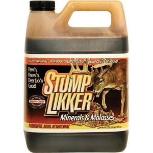 Evolved Stump Likker Liquid Attractant  <br>  1 gal.