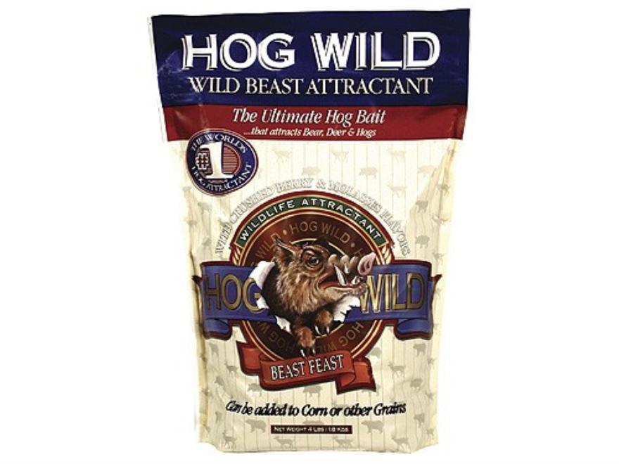 Evolved Hog Wild Attractant  <br>  4 lb.