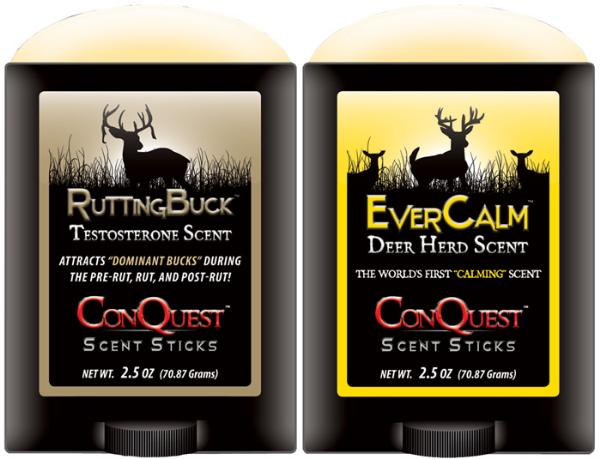 ConQuest Rutting Buck Package  <br>  Rutting Buck/EverCalm