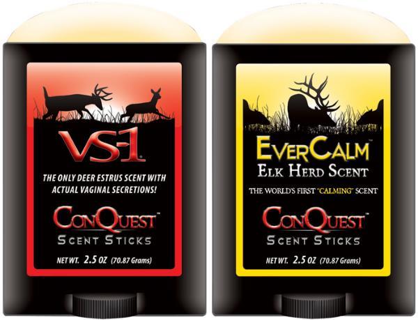 ConQuest EverCalm Scent Stick  <br>  Hunters Pack EverCalm/VS-1