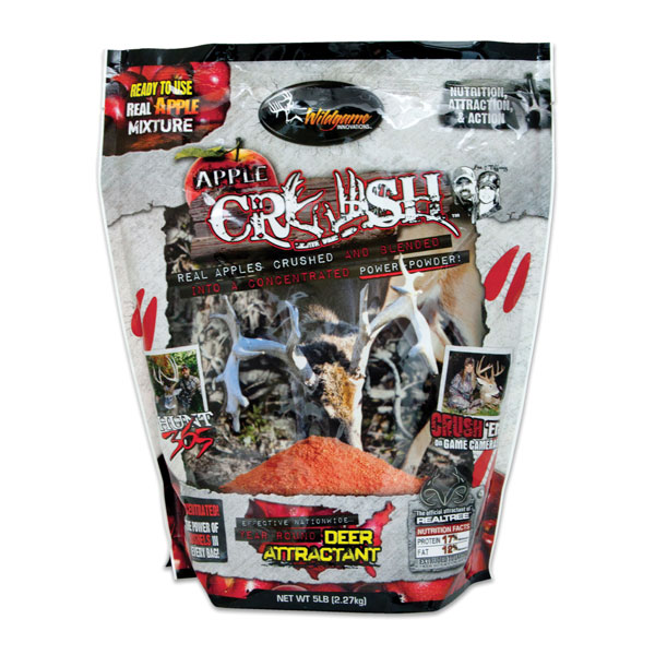 Wildgame Apple Crush Mix  <br>  5 lbs.