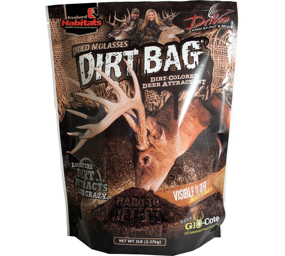 Evolved Dirt Bag Attractant  <br>  5 lbs.