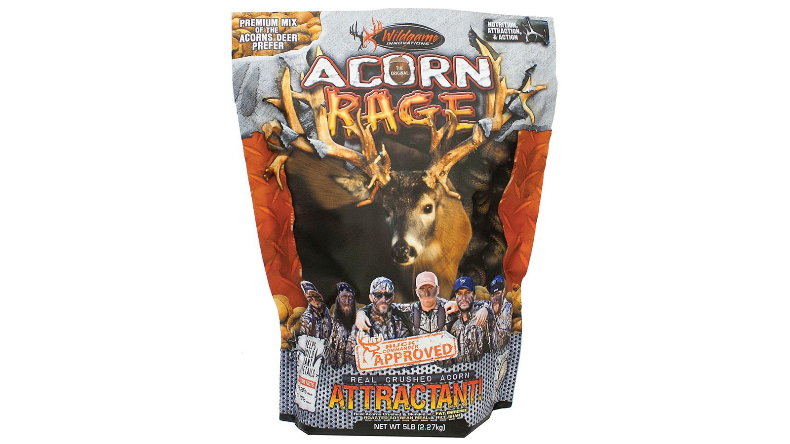 Wildgame Acorn Rage  <br>  5 lbs.