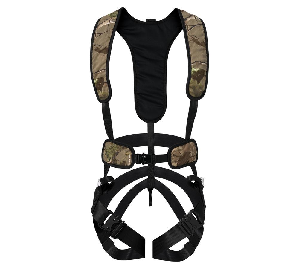 HSS Bowhunter Harness  <br>  Camo Small/Medium