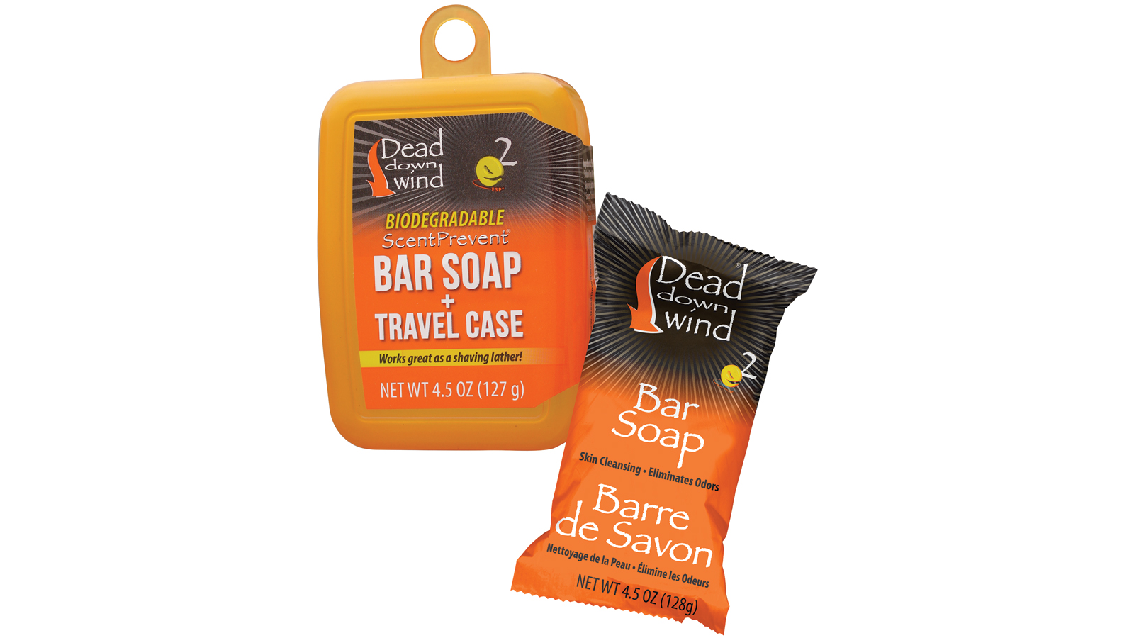 Dead Down Wind Bar Soap  <br>  w/Travel Container