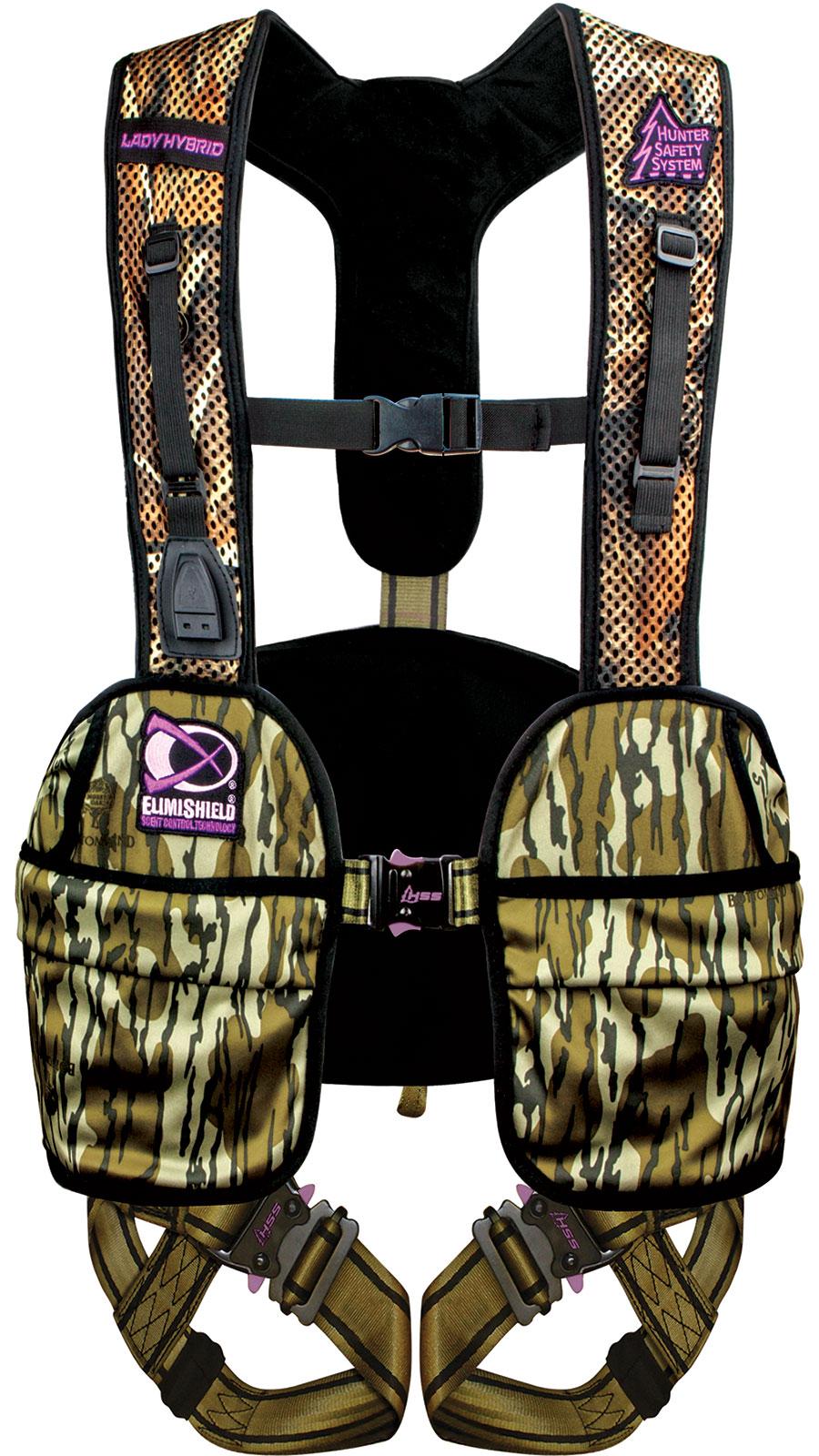 Hunter Safety System LADY-M S/M MO Lady Hybrid Safety Harness