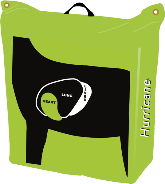 Hurricane Bag Target  <br>  H-25