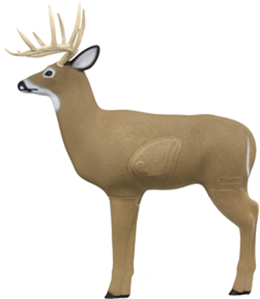 Shooter Big Buck Target  <br>
