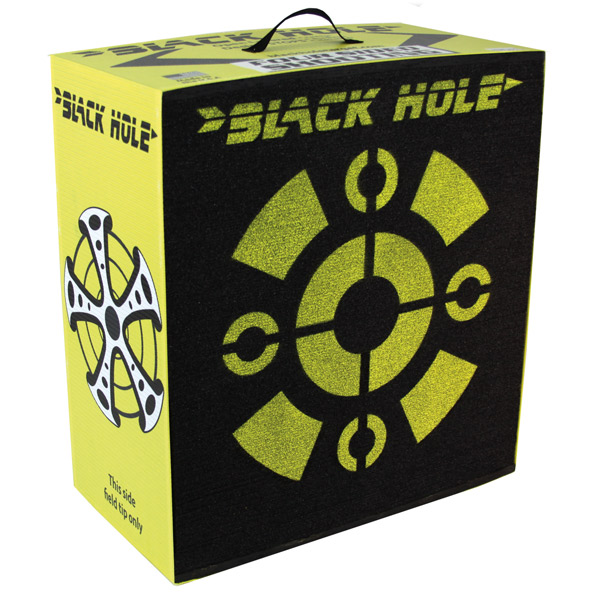 Black Hole Target  <br>  Small