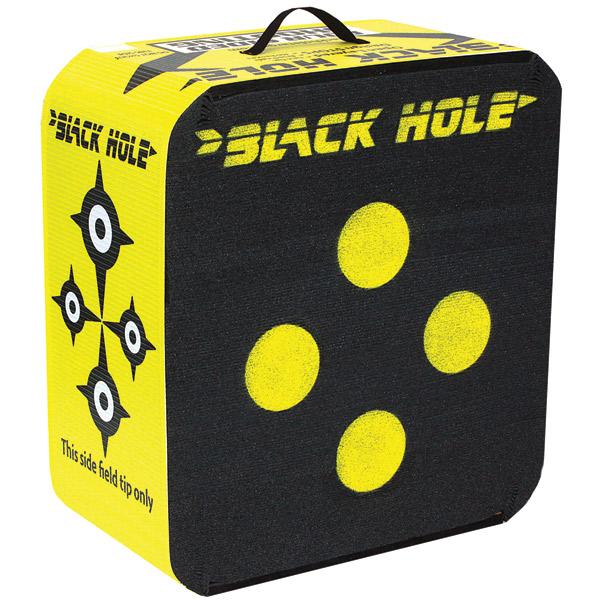 Black Hole Target  <br>  Large
