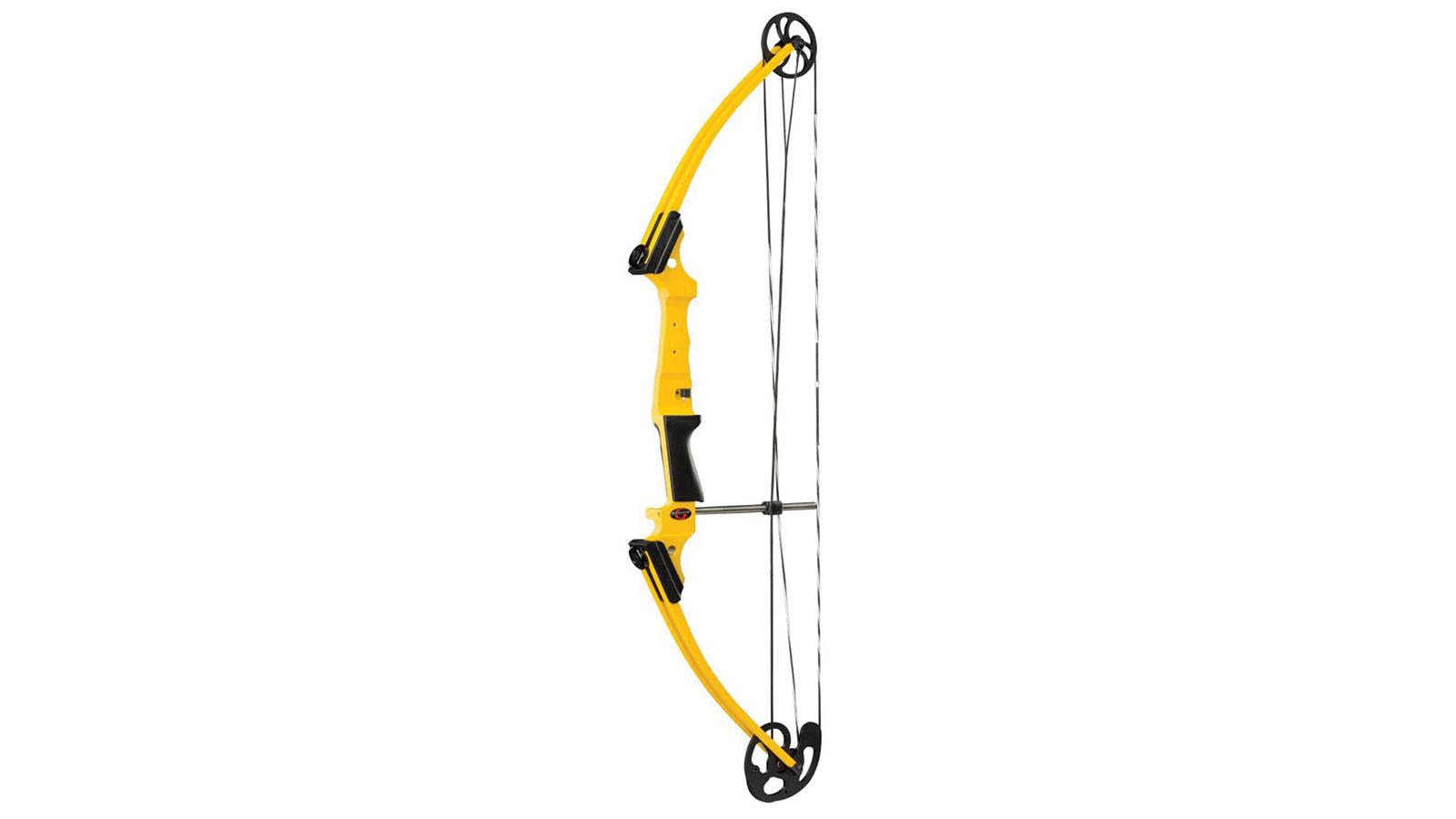 Genesis Bow  <br>  Yellow RH