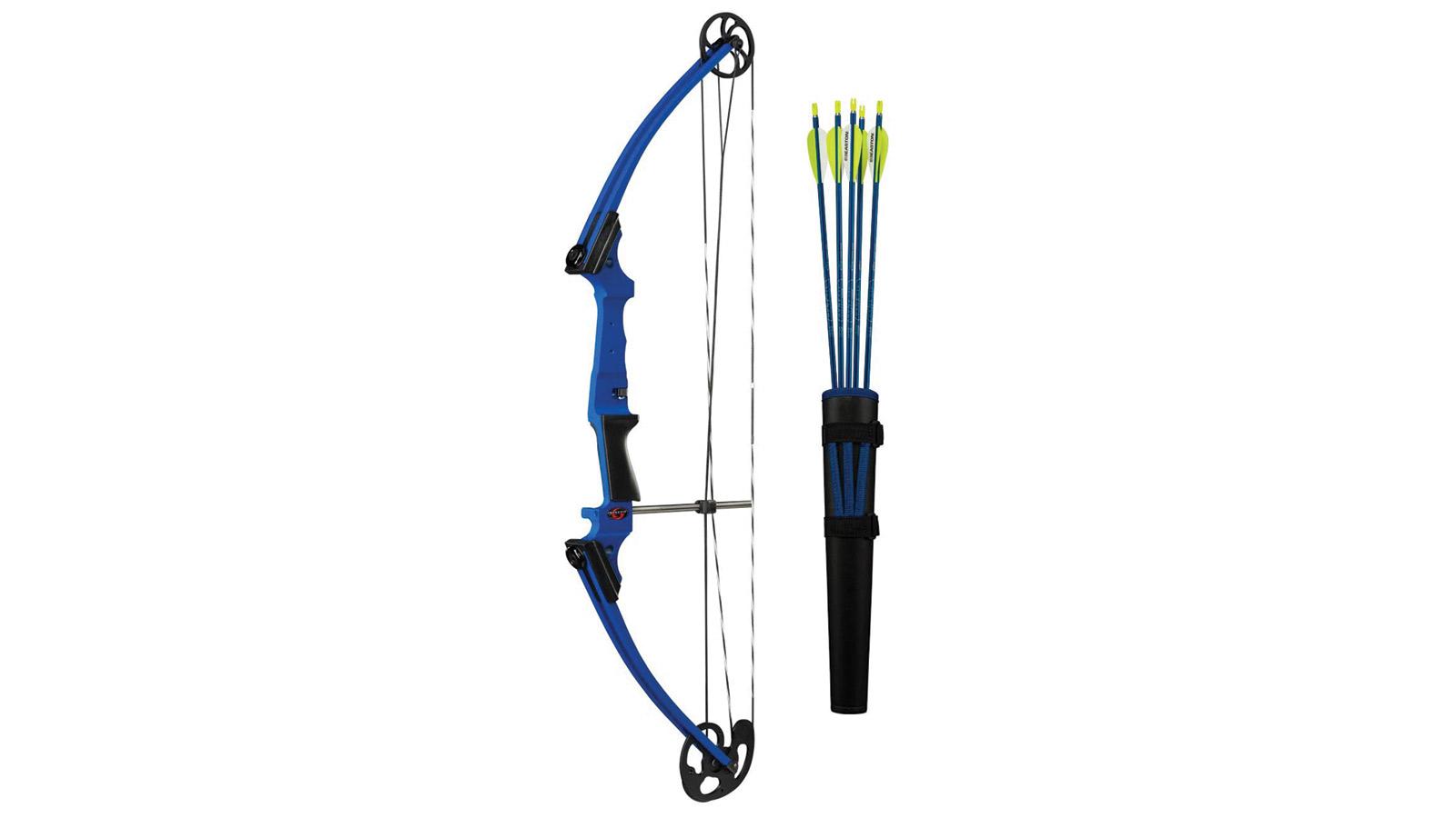 Genesis Bow Set  <br>  Blue LH