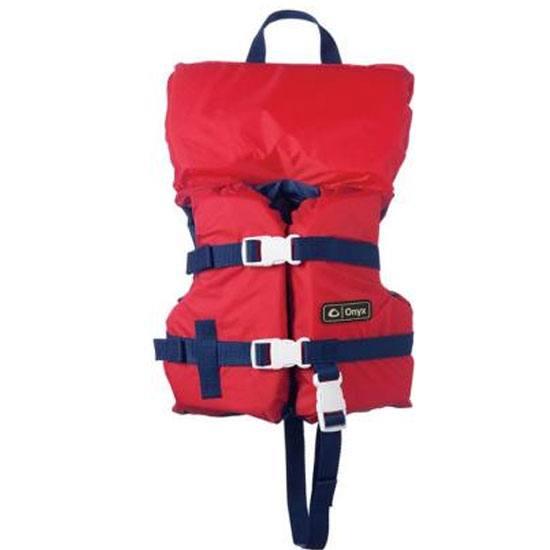 Onyx 103000-100-000-1 2 General Purpose Vest Red/Black Infant Child