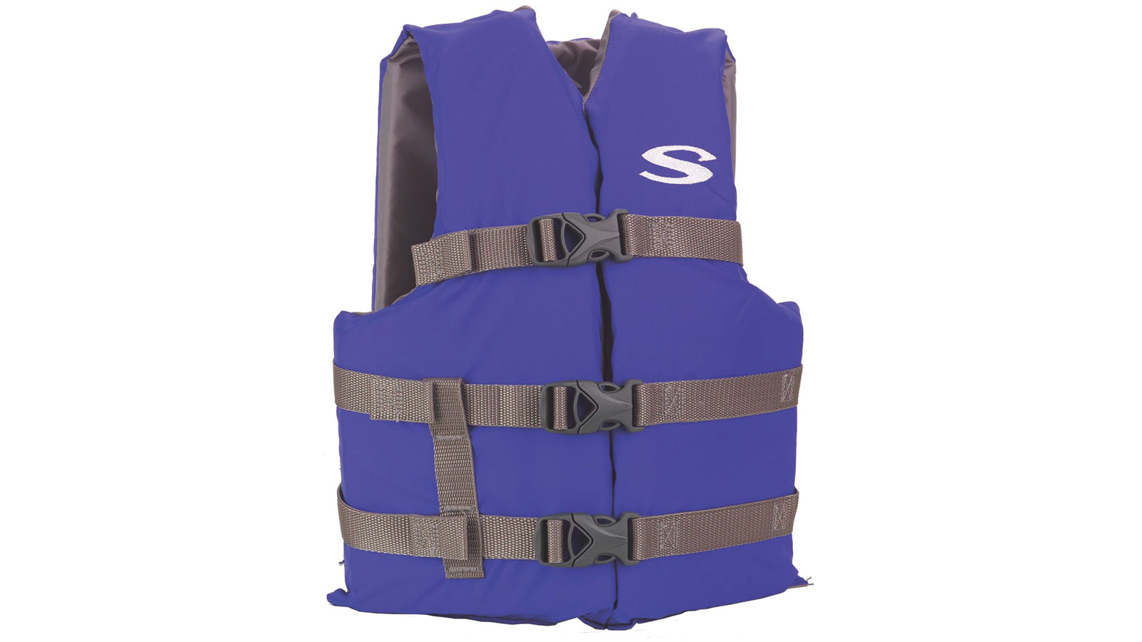 Stearns 3000004473 Youth Boating Vest 50-90Lb Blu