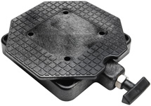 Cannon 1903002 Stainless Low Profile Downrigger Swivel Base