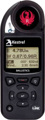KESTREL 5700 RUGER W/BALLISTICS LINK