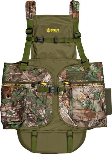 Hunters Specialties Turkey Vest  <br>  Realtree Edge 2X-Large/3X-Large