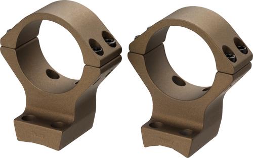 Browning 12536   2 Piece 30mm High Burnt Bronze Cerakote