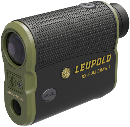 Leupold 178763 RX-Fulldraw 4  6x 22mm 1100 yds 331 ft @ 1000 yds FOV Green