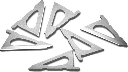 G5 Striker V2 Replacment Blade Kit  <br>  9 pk.
