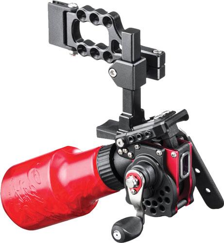 Cajun Winch Pro Bowfishing Reel  <br>