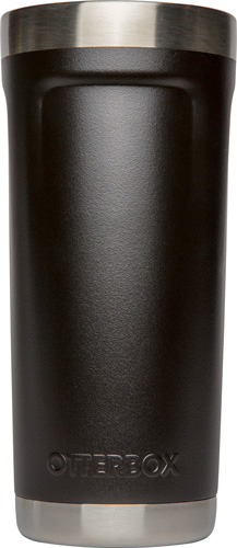 Otterbox Elevation Tumbler  <br>  Black 20 oz. with Flip Close Lid