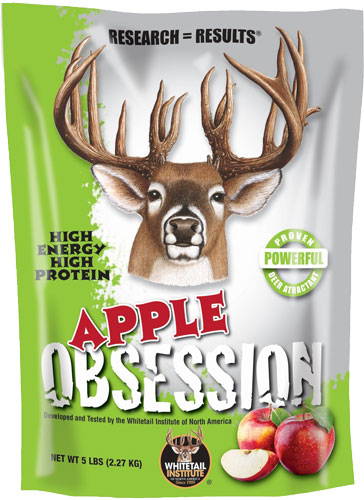 Whitetail Institute Apple Obsession Attractant  <br>  5 lbs.
