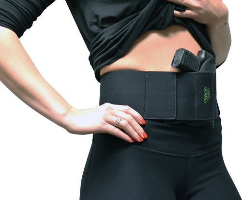 Sticky Holsters Sticky Belly Band  <br>  Large 32-50 in.