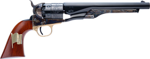 CIMARRON 1860 ARMY OLD GLORY .44 CALIBER 8