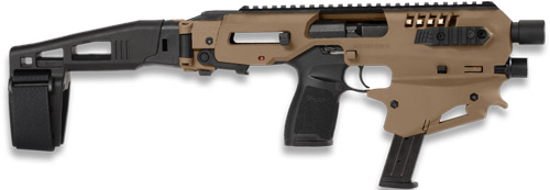 CAA MCK Micro Conversion Kit - FDE   Fits S&W M&P 2.0 Full & Compact
