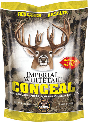 WHITETAIL INSTITUTE CONCEAL PLOT SCREEN 1/4 ACRE 7LB