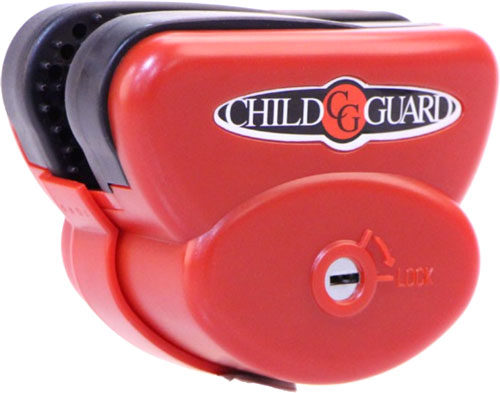 CHILD GUARD UNIVERSAL TRIGGER LOCK WITH 2 KEYS