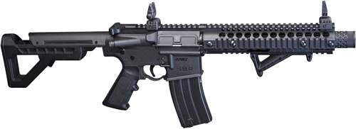 Crosman DPMS SBR Full Auto Air Rifle  <br>
