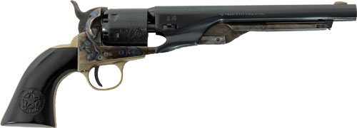 TRADITIONS US MARSHAL .36 CAL. REVOLVER 8