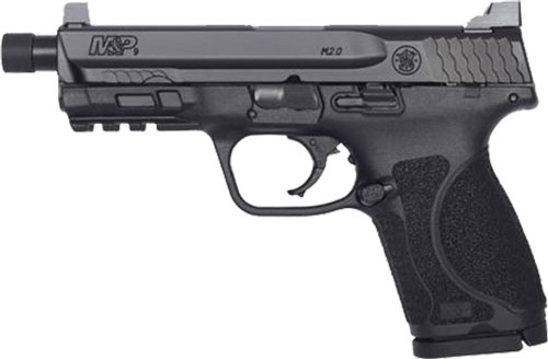 Smith & Wesson 13111 M&P 2.0 Compact Pistol, 9MM, 4.625