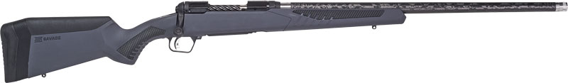 SAVAGE 110 ULTRALITE 6.5PRC PROOF CARBON WRAP GREY ACCUFIT
