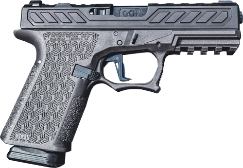 GREY GHOST PREC COMBAT PISTOL STRIPPED FULL SIZE FRAME COBLT