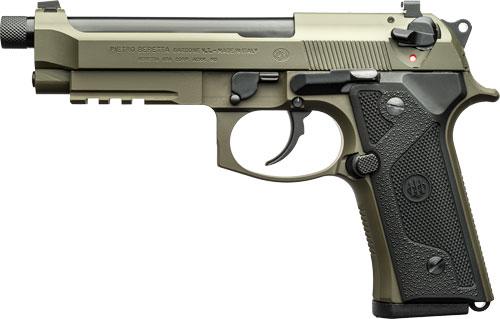 Beretta USA J92M9A3M2 M9A3  9mm Luger Single/Double 5.1